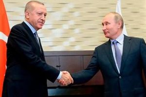 Thổ Nhĩ Kỳ tuyên bố chấm dứt chiến dịch quân sự ở Syria sau thỏa thuận với Putin