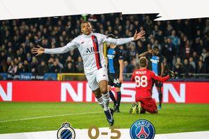 Real Madrid và Tottenham có 3 điểm, Man city, PSG, Bayern cầm chắc vé