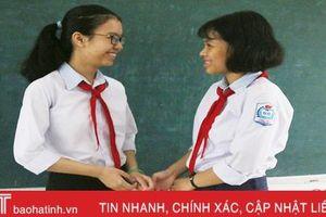 Truyền cảm hứng học tiếng Anh cho học sinh nông thôn Hà Tĩnh