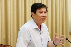 TPHCM kêu với trung ương về ngân sách được giữ lại không đủ cho phát triển