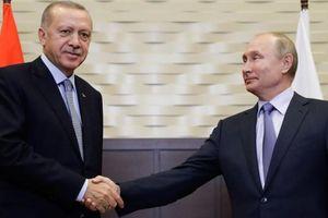 Nga và Thổ Nhĩ Kỳ đạt thỏa thuận về số phận người Kurd ở Syria