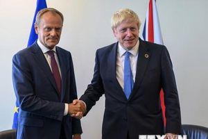 Ngoại trưởng Đức nhận định về khả năng gia hạn thỏa thuận Brexit