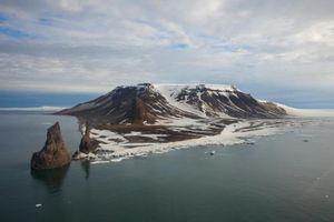 Nga phát hiện 5 hòn đảo mới ở Bắc Cực nhờ băng tan