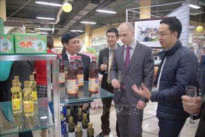 Tỉnh Thanh Hóa thúc đẩy hợp tác với các địa phương Nga