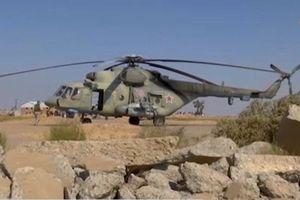 Syria: Máy bay Nga hạ cánh, tiếp quản căn cứ Mỹ bỏ lại