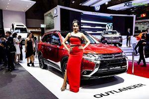 Chiêm ngưỡng những mẫu xe đáng chú ý nhất của Mitsubishi tại VMS 2019
