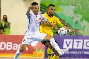 Tuyển futsal Việt Nam đụng 'núi cao' tại bán kết AFF Cup