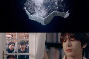 Quà tặng fan 'tiền comeback' của Monsta X: MV 'Find You' nhuốm màu đau thương bởi cốt truyện kịch tính