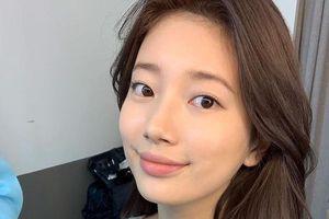 Suzy gây tranh cãi lớn khi đăng poster phim của Gong Yoo và Jung Yoo Mi