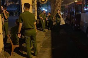 Cảnh sát đột kích vũ trường Star 3 Club, gần 200 dân chơi bị đưa về trụ sở