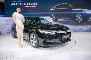 Honda Accord thế hệ mới gia nhập thị trường Việt Nam, giá từ 1,319 tỉ đồng