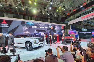 Mitsubishi GT-PHEV concept - SUV của ngày mai có thực tế?
