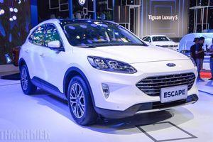 'Lột xác' toàn diện Ford Escape trở lại Việt Nam, quyết đấu CR-V, CX-5