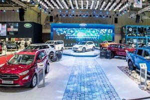 Vietnam Motor Show 2019: Ford 'show hàng mạnh' các dòng xe SUV và thương mại