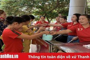 Lan tỏa các hoạt động nhân đạo, từ thiện