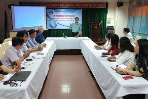 Quảng Ngãi: Bồi dưỡng nghiệp vụ báo chí tuyên truyền đại hội Đảng các cấp