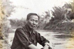 Bùi Cát Vũ: Chiến tướng viết văn từ Chiến khu Đ
