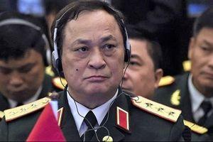 Vì sao nguyên Thứ trưởng Bộ Quốc Phòng, đô đốc Nguyễn Văn Hiến bị khởi tố?