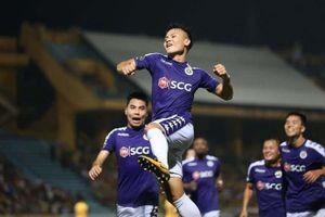 Quang Hải và Hà Nội FC sắp được 'tri ân' gì trên SVĐ Hàng Đẫy?