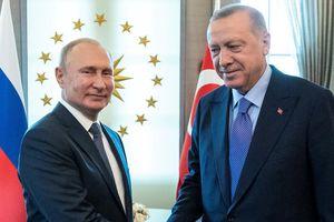 Đạt thỏa thuận với Nga, Thổ Nhĩ Kỳ có hành lang an toàn như ý ở Syria