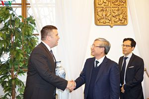 Thúc đẩy quan hệ hợp tác Việt Nam – Séc