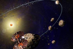 Tàu vũ trụ Lucy vươn tới sao Mộc, nghiên cứu Hệ Mặt trời và lịch sử Trái Đất