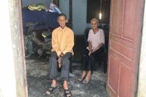 Vợ chồng cụ ông 90 tuổi ở Hà Tĩnh rút khỏi hộ nghèo nhường cho hộ khác