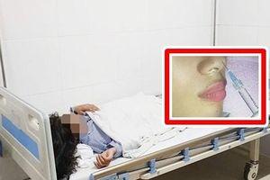 Tiêm filler 'trả góp', bé gái 13 tuổi ở Yên Bái mù một mắt, nhập viện khẩn cấp