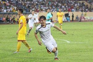 Top vua phá lưới V-League 2019: Ngoại binh vẫn quá 'bá đạo', Minh Vương dẫn đầu vua phá lưới nội