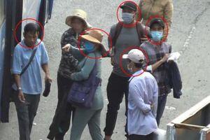 Bóc trần thủ đoạn của băng nhóm chuyên móc túi hành khách tại Suối Tiên