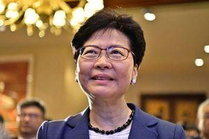 Trung Quốc bác tin muốn thay thế Trưởng đặc khu Hồng Kông