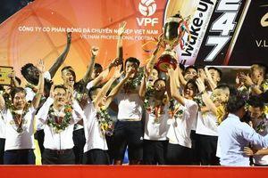 Quang Hải, Duy Mạnh… được vinh danh sau mùa giải thành công