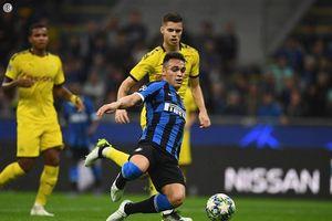 Lukaku tịt ngòi, Inter Milan vẫn thắng cách biệt Dortmund