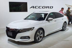 Honda Accord 2019 ra mắt tại Nhật là bản nhập Thái Lan