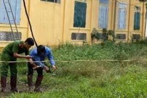 Yêu cầu xử lý nghiêm vụ trẻ lớp 2 bị điện giật chết tại trường