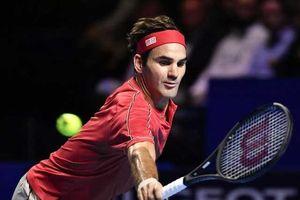 Basel Open ngày 3: Federer đặt vé tứ kết