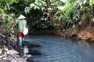 Nước sạch sông Đà nhiễm dầu thải: Câu hỏi công nghệ lọc