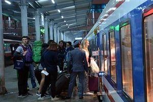 Giảm giá vé tàu Tết 2020 nếu hành khách mua vé sớm