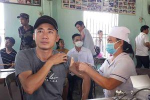 Quảng Nam khẩn trương tiêm vaccine phòng chống bệnh bạch hầu