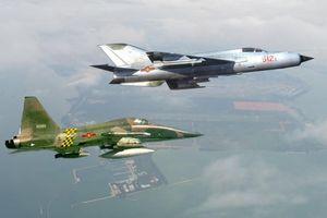 F-5 và MiG-21: Bộ đôi tác chiến đặc biệt của Không quân Việt Nam