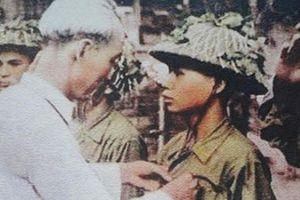Anh hùng lực lượng vũ trang Hoàng Đăng Vinh - người bắt sống tướng Đờ-cát qua đời