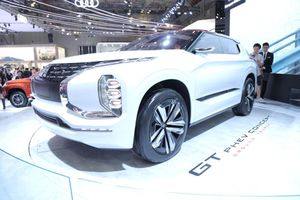 Concept xe Hybrid 'cực độc' tại Vietnam Motor Show 2019