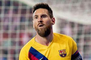 Messi lập kỷ lục 'vô tiền khoáng hậu' trong ngày Barca thắng nhọc
