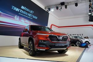 Xe VinFast đạt chứng nhận an toàn của ASEAN NCAP
