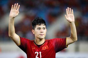 Trung vệ Đình Trọng trở lại đội tuyển U22 Việt Nam dự SEA Games