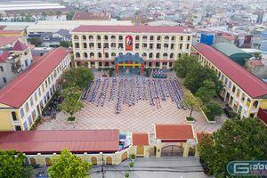 Tự hào Trường Trung học cơ sở Lạc Viên đạt chuẩn quốc gia mức độ 2