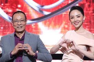 MC Lại Văn Sâm và Tóc Tiên làm giám khảo 'Siêu trí tuệ Việt Nam'
