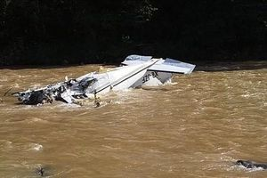 Rơi máy bay ở Mexico, 5 người thiệt mạng