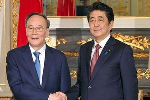 Nhật Bản lo ngại về vấn đề Hồng Kông