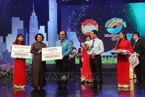 Hơn 45 tỷ đồng ủng hộ Quỹ 'Vì người nghèo' TP Hồ Chí Minh